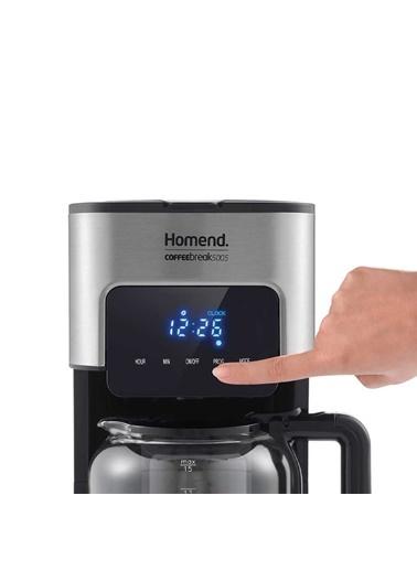 Homend Coffeebreak 5005 Filtre Kahve Makinesi Renkli